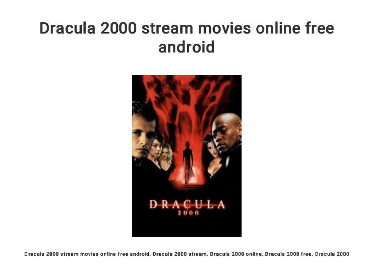 Dracula 2000 Stream Deutsch