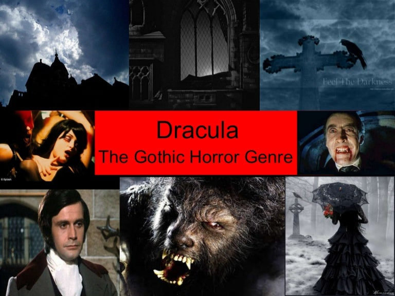 Dracula(1958) & Gothic Horror
