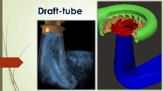 Draft tube