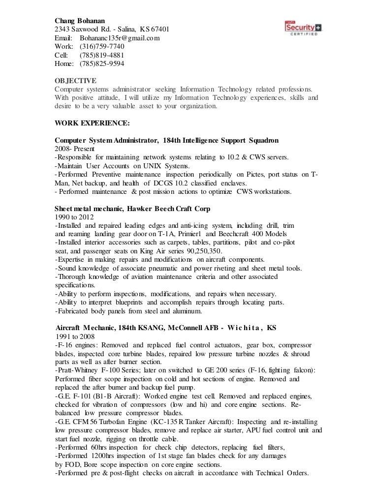draft resume docx computer system adm