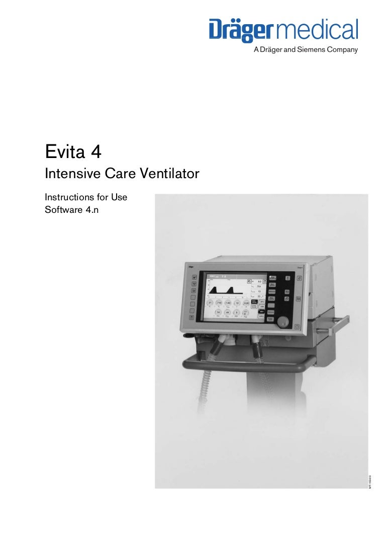 dragerevita4guide 110823164917 phpapp02 thumbnail 4?cb=1314118549 drager evita 4, intensive care ventilator  at nearapp.co