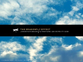 The Dragonfly Effect - INK Conference