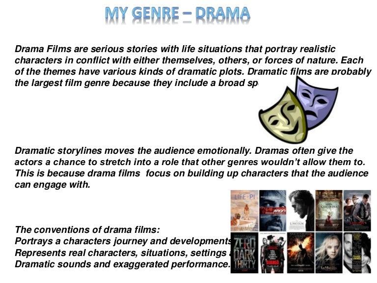 Genre Drama