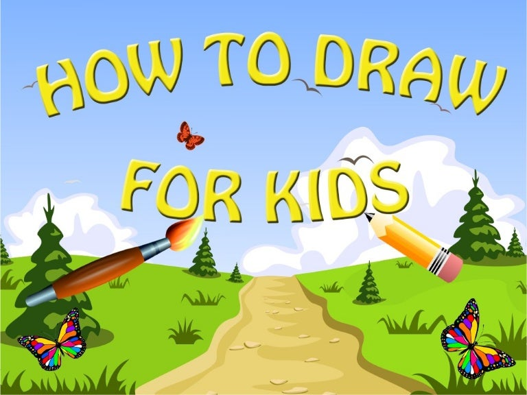 drawing lessons for kids bforball