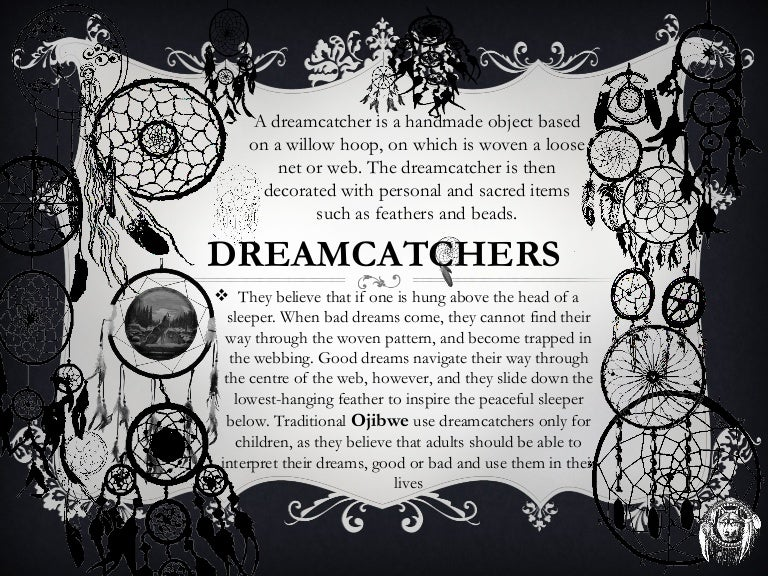 Dreamcatchers Amazing All About Dream Catchers