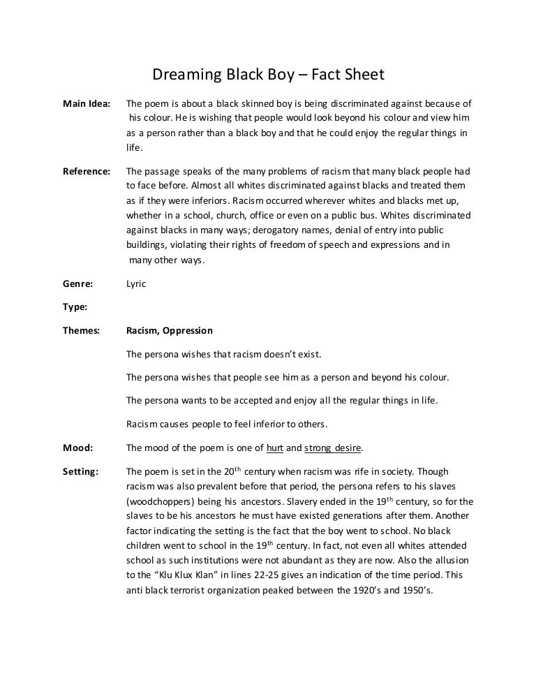 Black Boy Essay  How To Start A Science Essay also Definition Essay Paper  Term For Sale