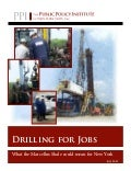 Drilling for Jobs - What the Marcellus Shale could mean for New York