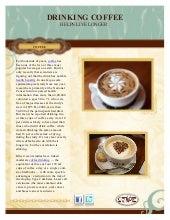 Drinking coffee helps live longer