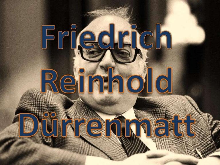 drrenmatt - Friedrich Drrenmatt Lebenslauf