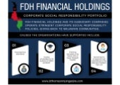 FDH Financial Holdings: Corporate Social Responsibility Portfolio