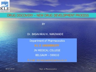 What is the best faculty in university to enter to work in developing drugs in pharmaceutical industry?