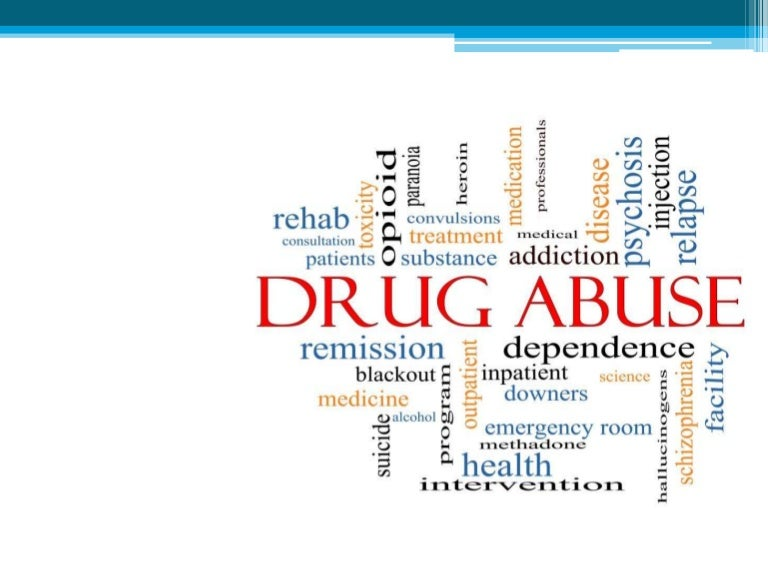 conclusion of drug abuse and addiction