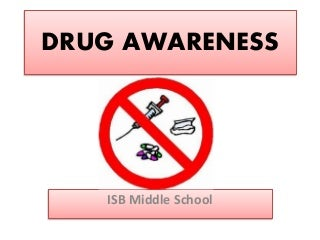 Drug Awareness Presentation