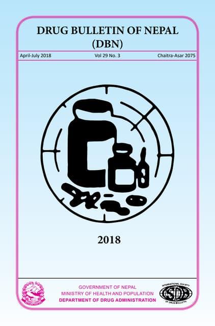 Drug Bulletin of Nepal