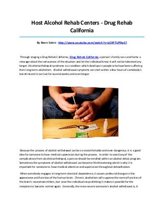 Drug rehab california.