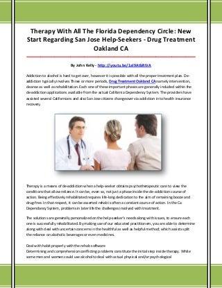 drug rehabilitation san jose
