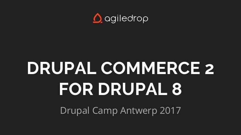 Drupal commerce api
