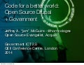 Government ICT 2.0 London 2014 – Open Source Drupal Empowering Government