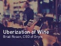 Drync uberization of wine