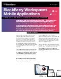BlackBerry Workspaces Mobile Applications