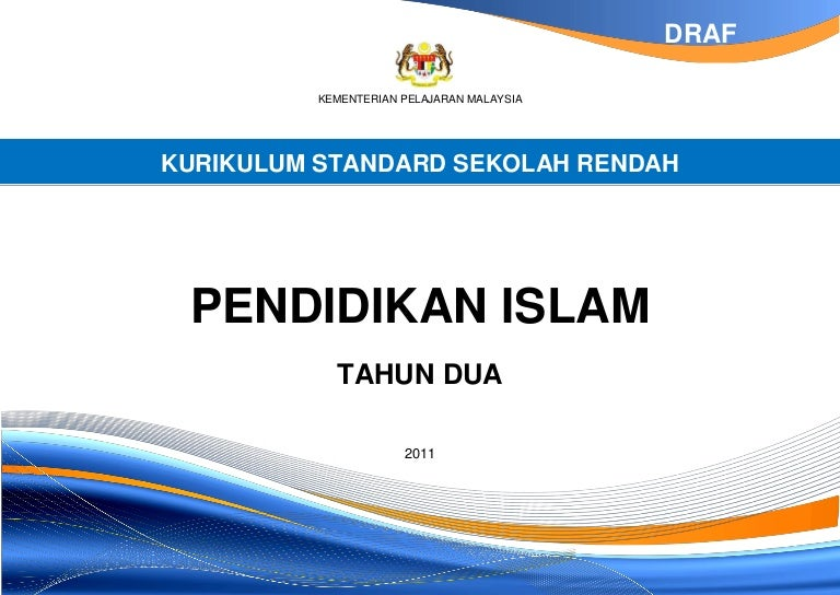 Dskp Pend Islam Tahun 2