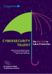 Cybersecurity Talent : The Big Gap in Cyber Protection