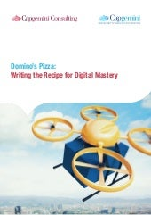Domino's Pizza: Writing the Recipe for Digital Mastery