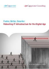 Rebooting IT Infrastructure for the Digital Age
