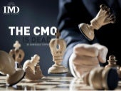 The Chief Marketing Officer is dead