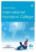 du IHC Case Study 2013