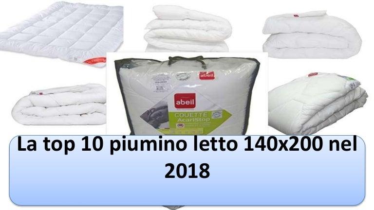 140 x 200 cm Trapunta singola imbottita con protezione antiacaro Abeil rivestimento: 100/% cotone