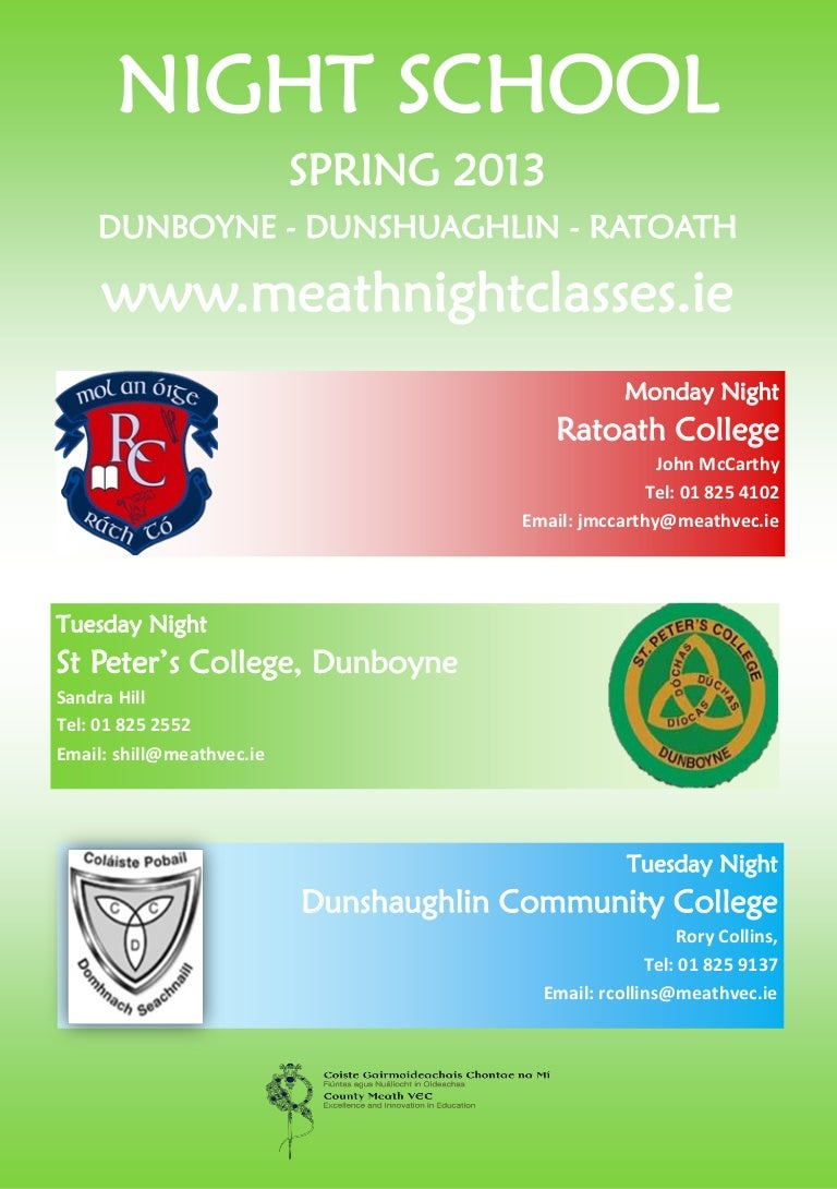 Critical Incident Policy - Dunshaughlin Community College