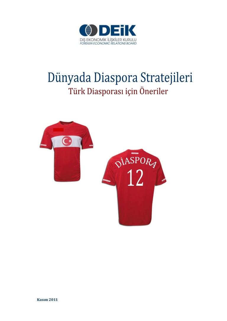 Diaspora - nedir Kavramın tanımı