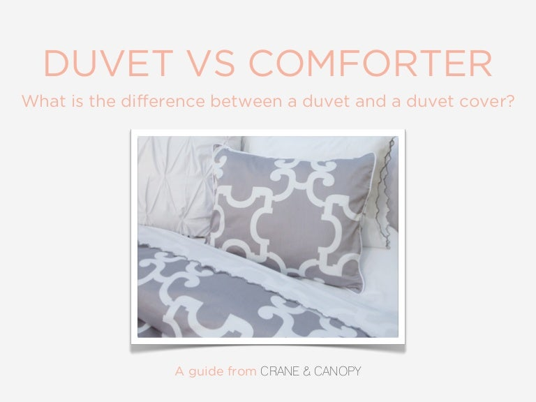 Duvet vs Comforter : duvet vs quilt - Adamdwight.com