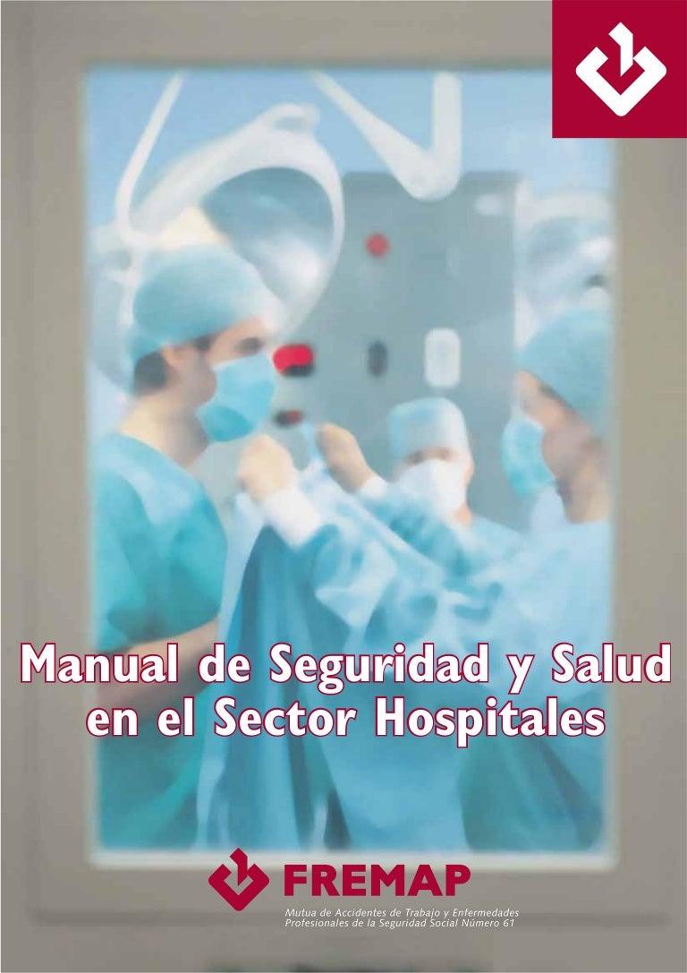 manual de seguridad e higiene hospitalaria