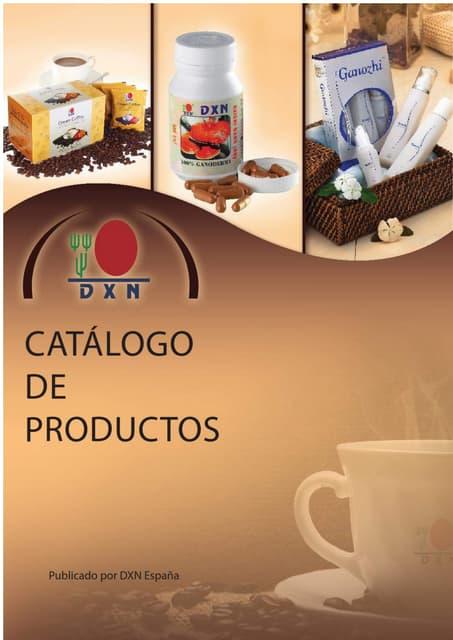 Dxn.catálogo.producto.comp.
