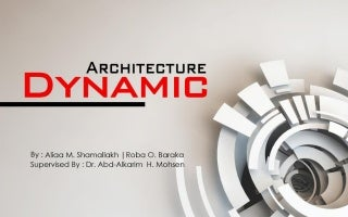 Dynamic architecture + Gaza Own Perspective on Dynamic Architecture