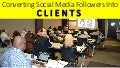 Converting Social Media Followers Into Clients
