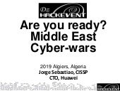 Dz hackevent 2019 Middle East Cyberwars V3