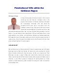 E. Bryan - Penetration Of ICTs Within The Caribbean Region