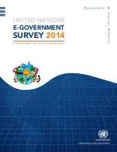 United Nations E-Government Survey 2014
