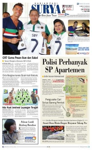 Epaper Surya 27 Juni 2013
