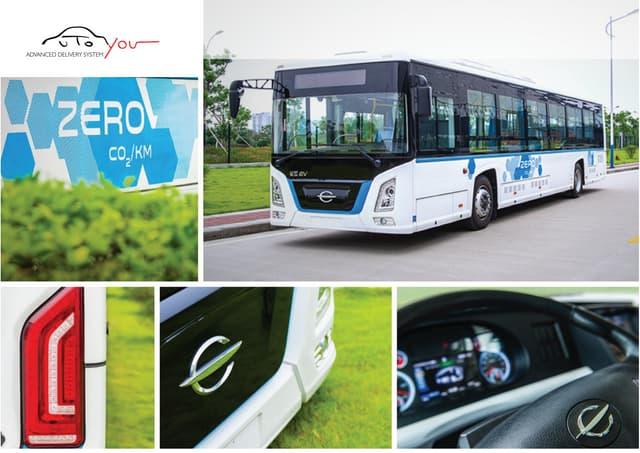 E   zone  Autobuzi Elektrik