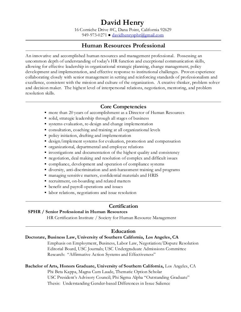 David henry resume short version april 2015 yelopaper Choice Image