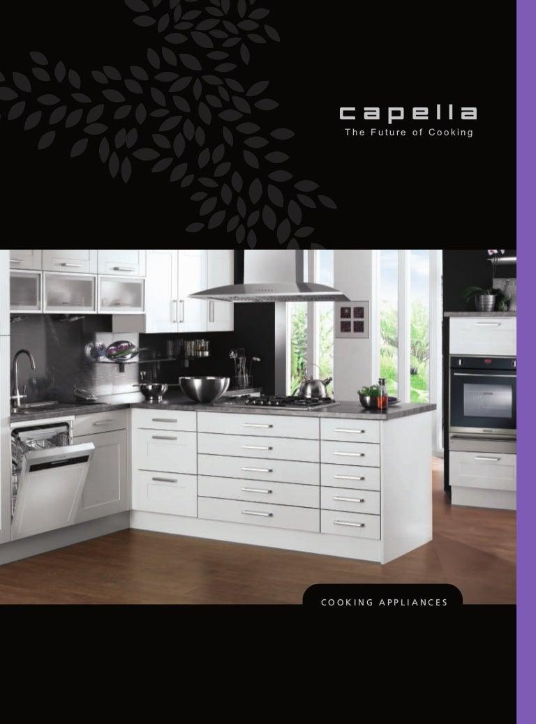 Capella Catalouge 2014