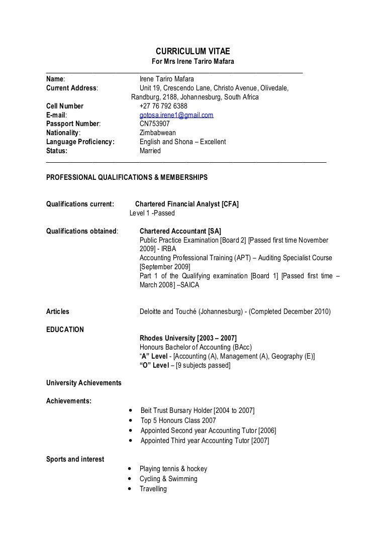 cfa candidate resume cfa candidate resume marketing analyst market