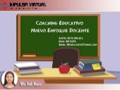 ¿QUE ES EL COACHING EDUCATIVO?
