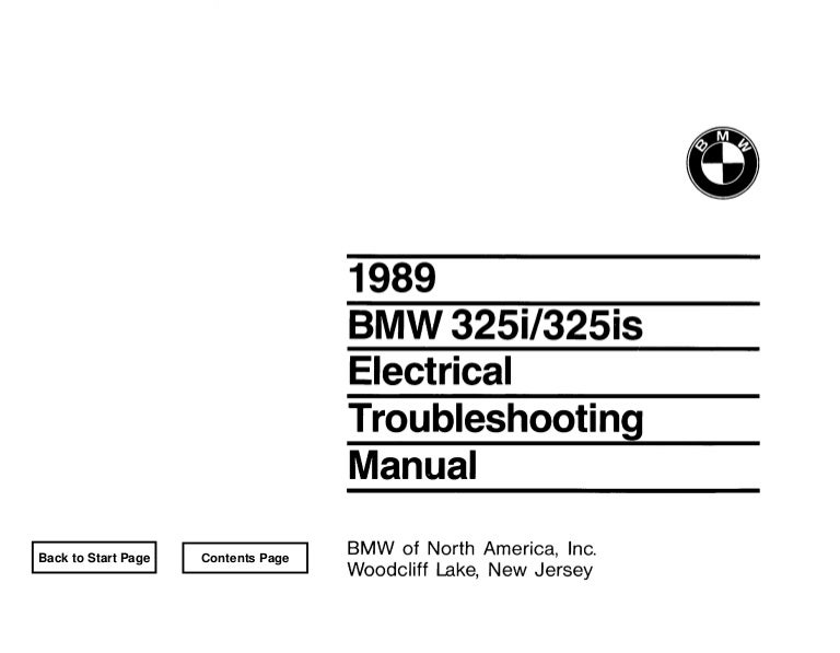 BMW E30 Wiring DIagramSlideShare