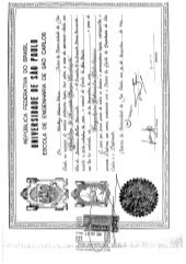 Diploma of Electrical Engineering Graduation Course