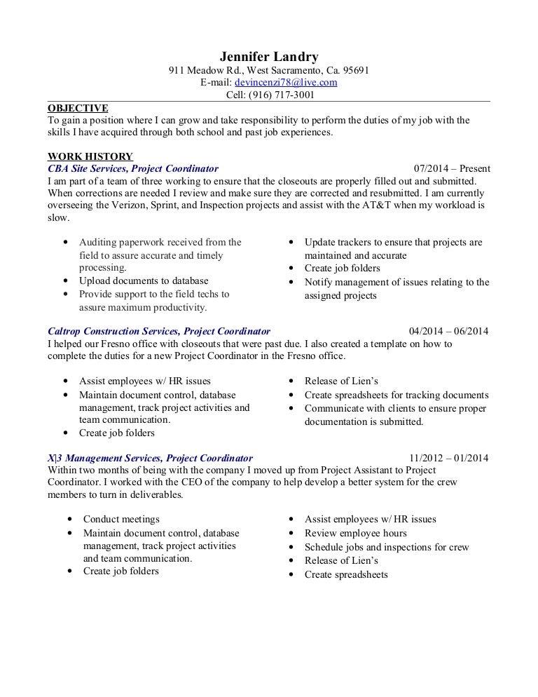 Landry Resume - All